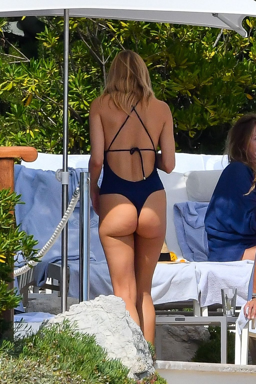 Kimberley Garner Looks Hot at the Hotel du Cap-Eden-Roc in Antibes (17 Photos)