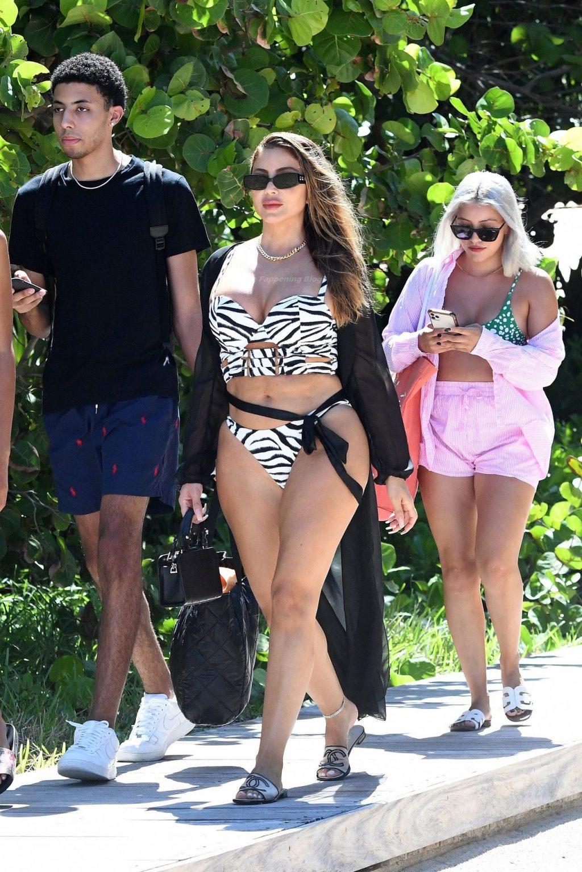 Larsa Pippen Flaunts Her Curves in a Bikini in Miami (17 Photos)