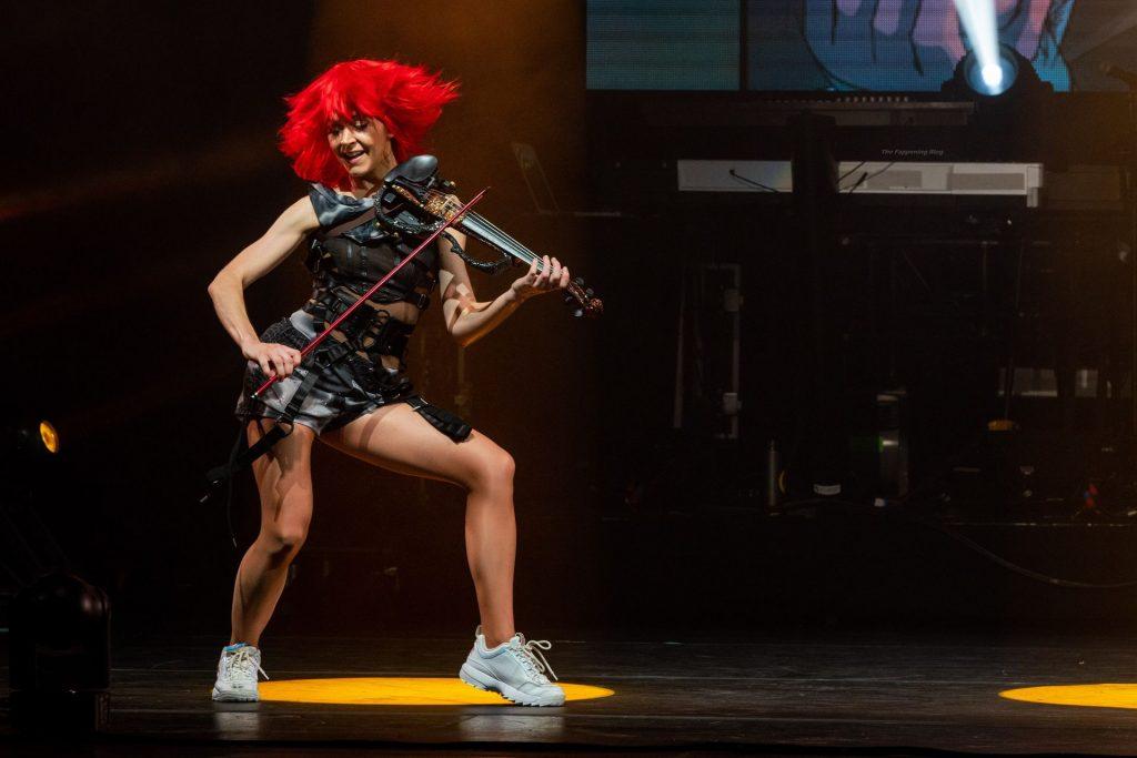 Lindsey Stirling Kicks Off Artemis Tour in Kansas City (150 Photos)