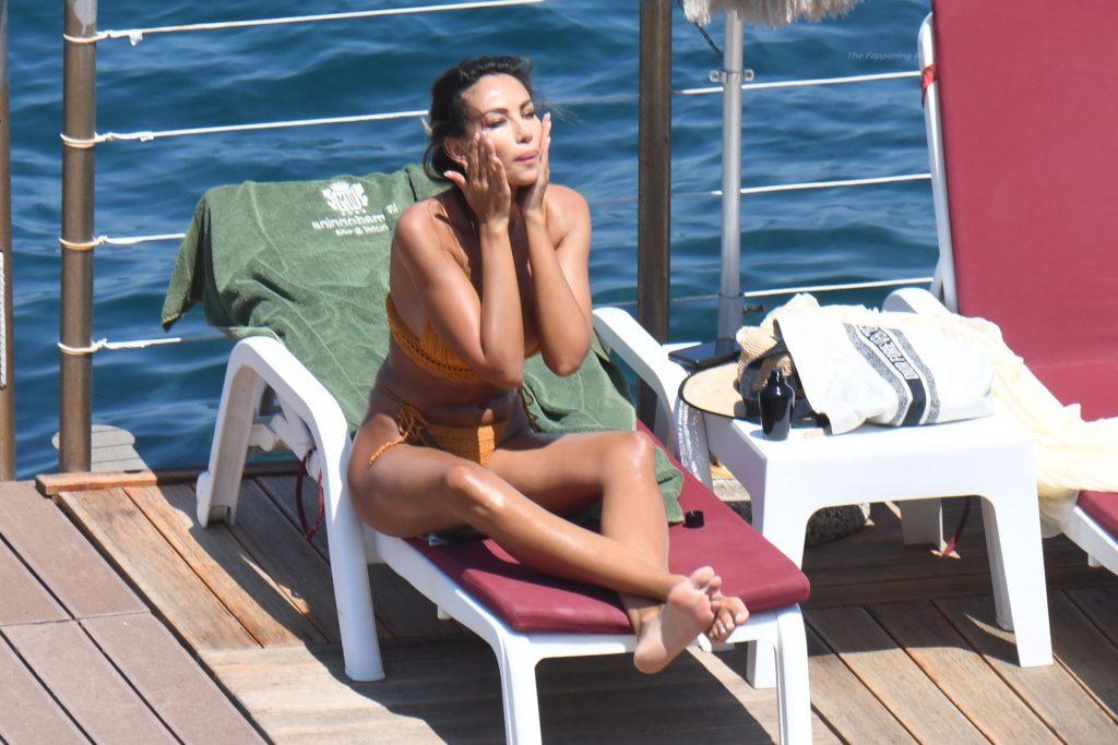 Madalina Ghenea Shows Off Her Curves in Bikinis (53 Photos)