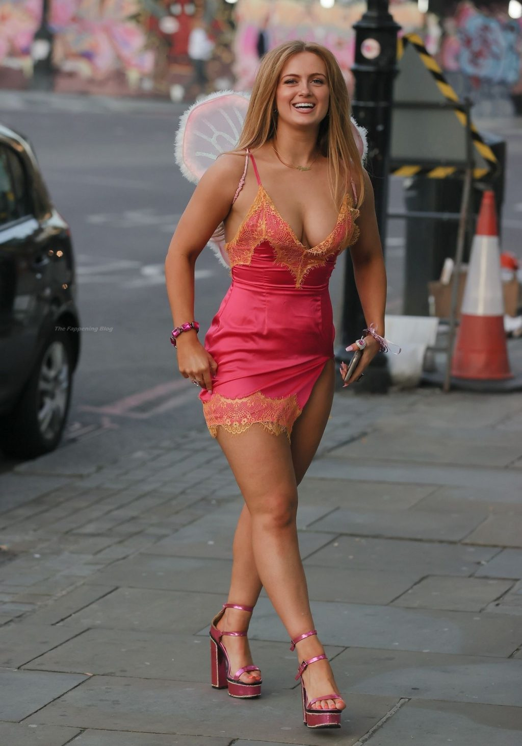 Maisie Smith Celebrates Her Birthday in London (33 Photos)