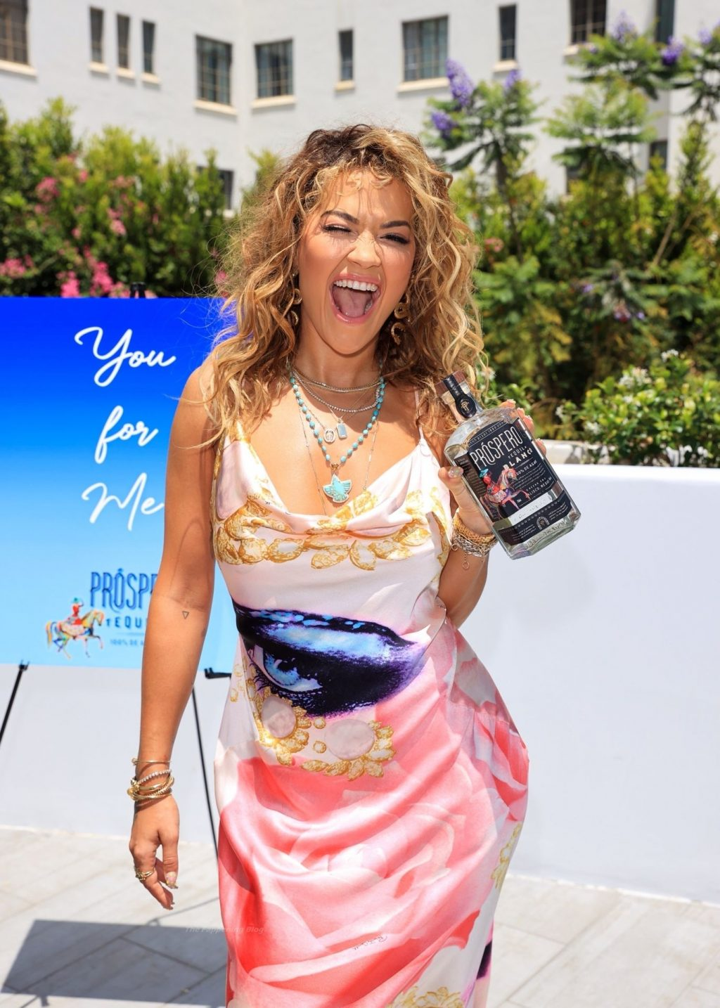 Rita Ora Throws an Epic Star Studded Prospero Tequila 4th of July Barbecue Party (21 Photos)