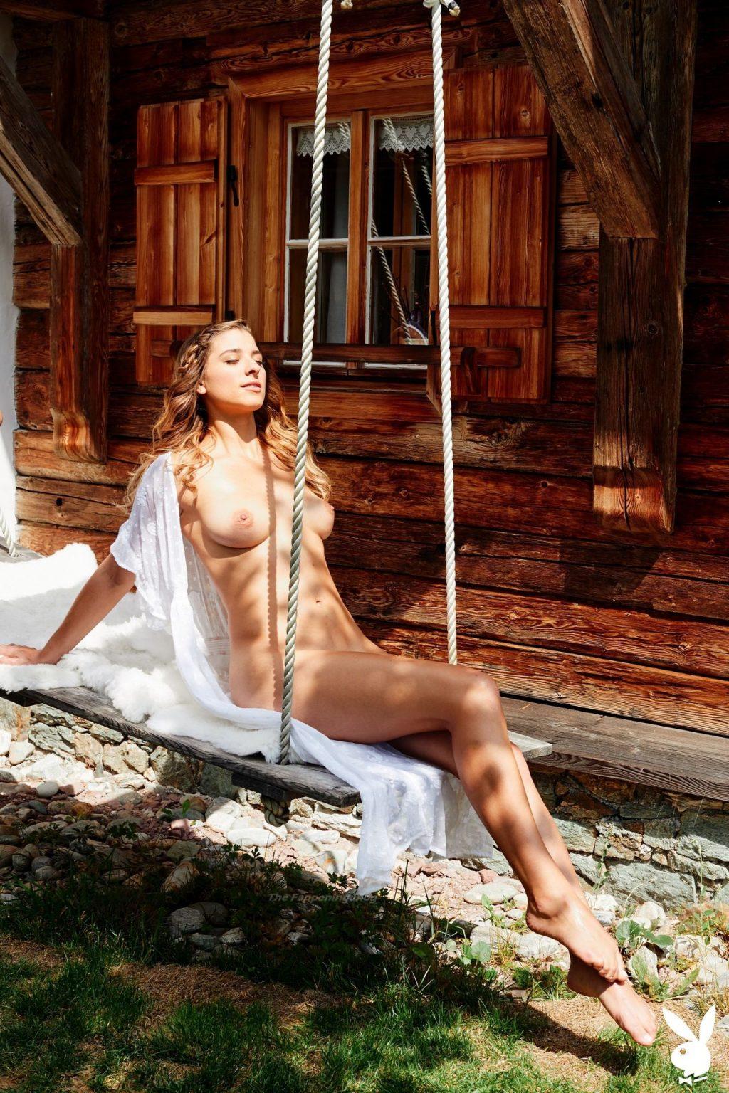 Stella Tiana Stegmann Nude – Playboy Germany (46 Photos + Video)