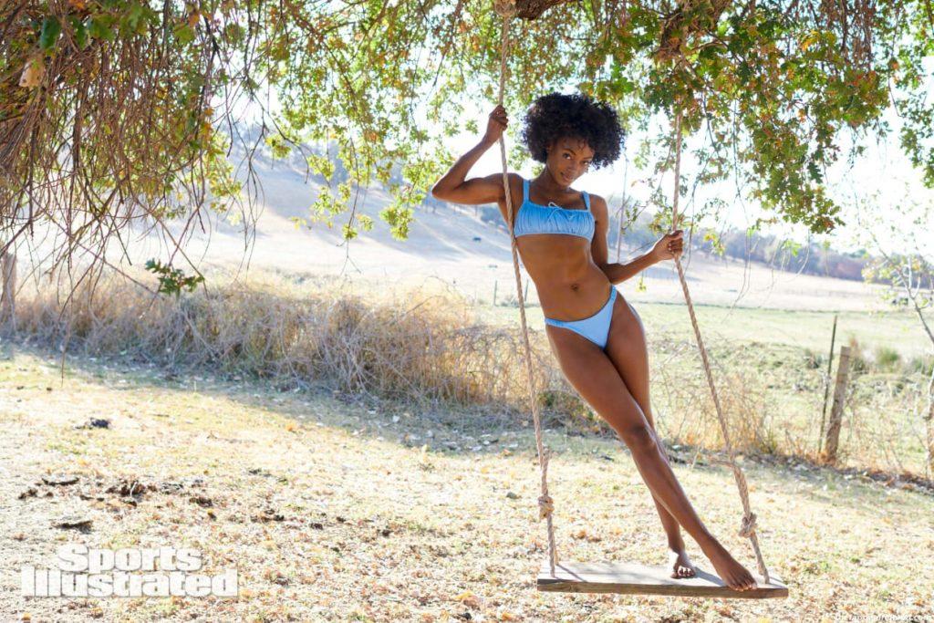 Tanaye White Sexy – Sports Illustrated Swimsuit 2021 (52 Photos)