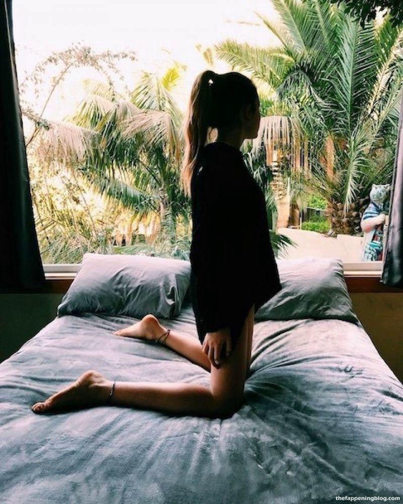 Thylane Blondeau Sexy & Topless (52 Photos)