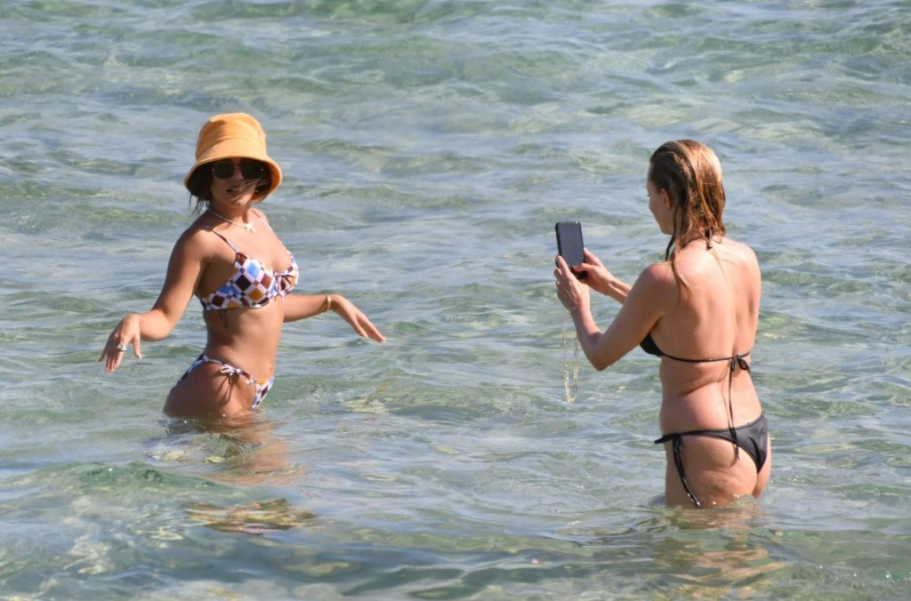 Vanessa Hudgens Puts On a Bikini Show Out On a Holiday in Sardinia (81 Photos)