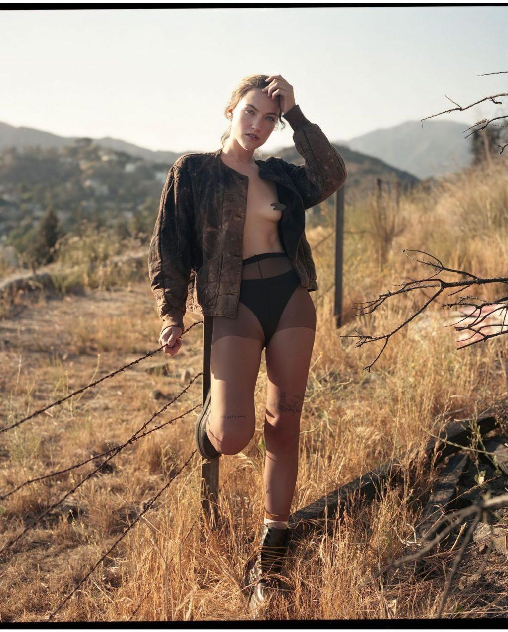 Violett Beane Nude (23 Photos + Video)