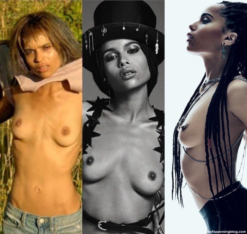 Zoe Kravitz Nude Collection (28 Photos)