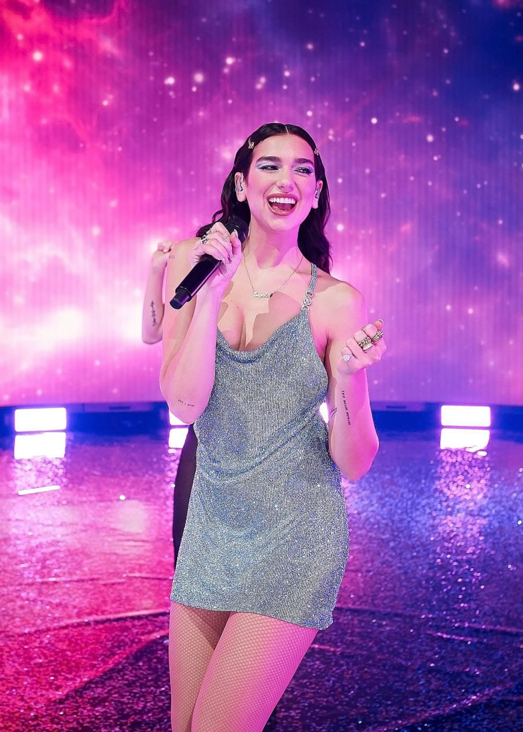 Dua Lipa Nude & Sexy Collection – Part 1 (156 Photos + Possible Pussy Flash And LEAKED Porn Video)
