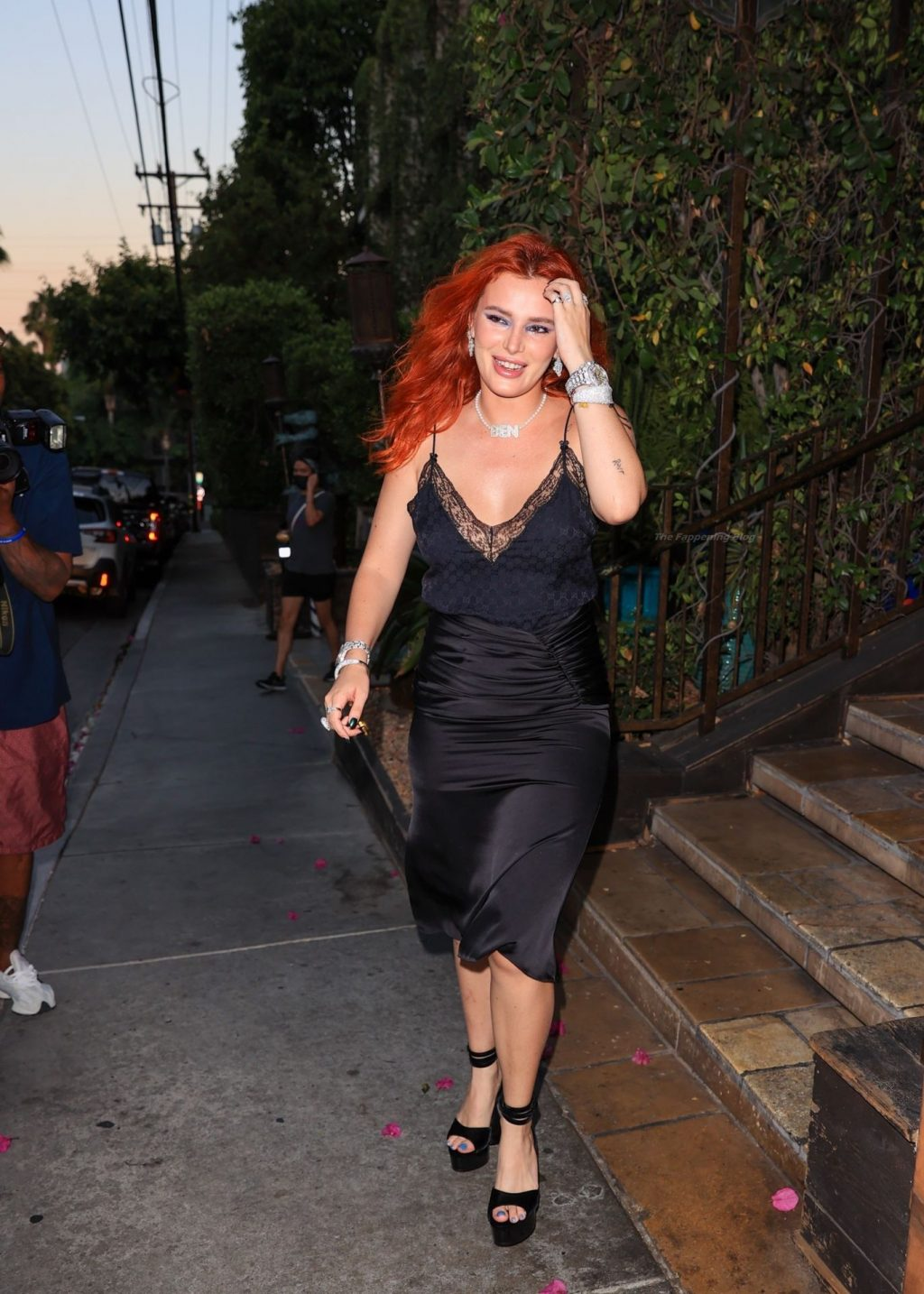 Bella Thorne Leaves Le Petite Emeritage in WeHo (21 Photos)