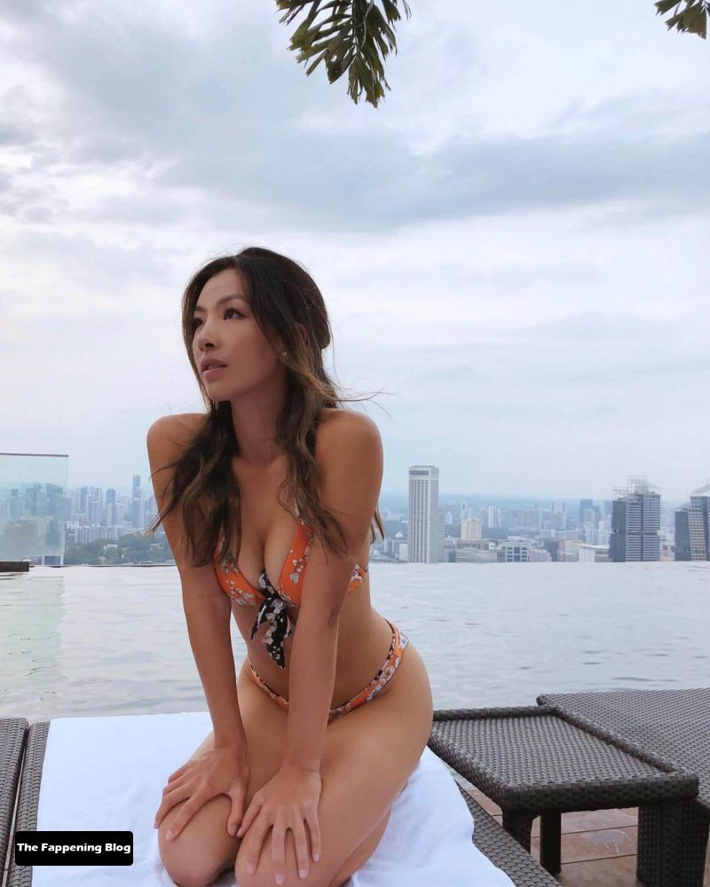 Lily Muni He Sexy Collection (40 Photos)