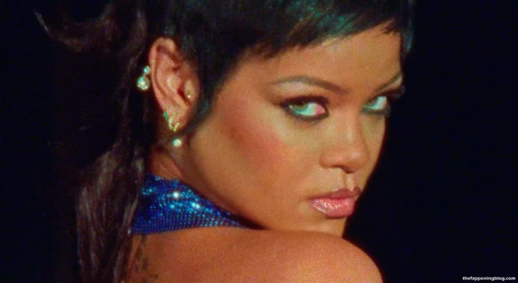 Rihanna Puts Her Boobs and Butt Center Stage in a Sexy Teaser for Savage X Fenty Fashion Show (25 Pics + Video)