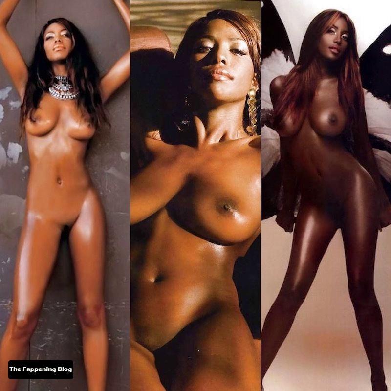 Ainett Stephens Nude