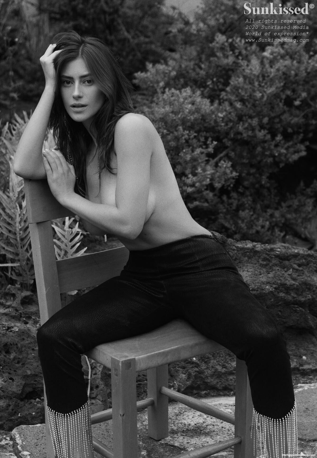 Alejandra Guilmant Nude 27