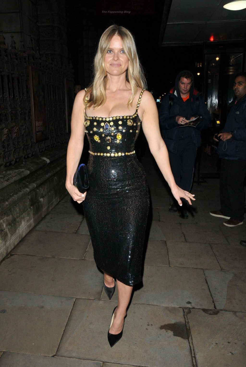 Alice Eve Flaunts Nice Cleavage at the Royal Academy of Arts Summer Exhibition Preview Party (58 Photos)