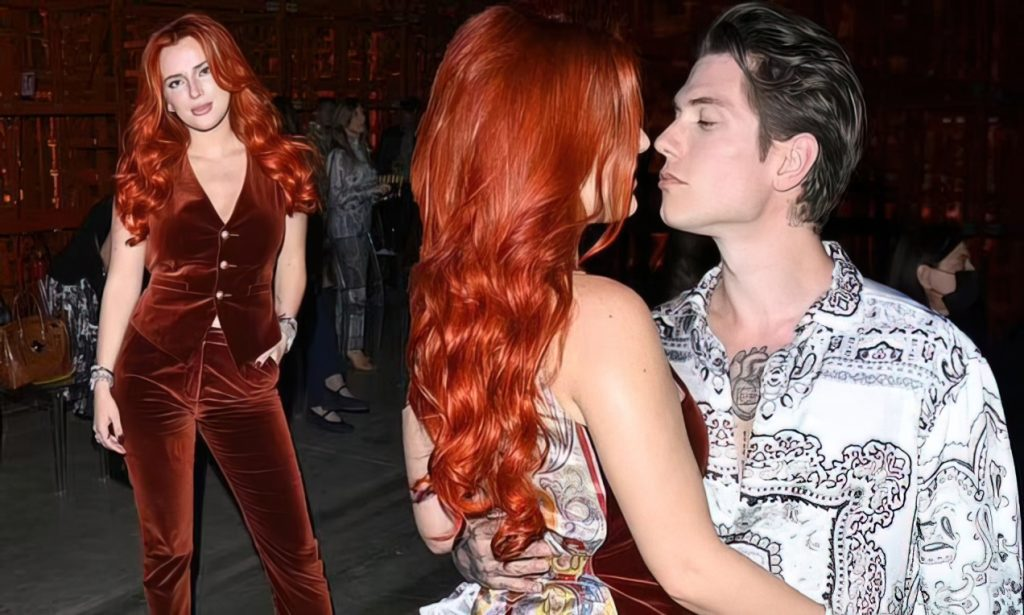 Bella Thorne and Benji are Seen at Milan Fashion Week (101 Photos) [Updated 09/24/21]