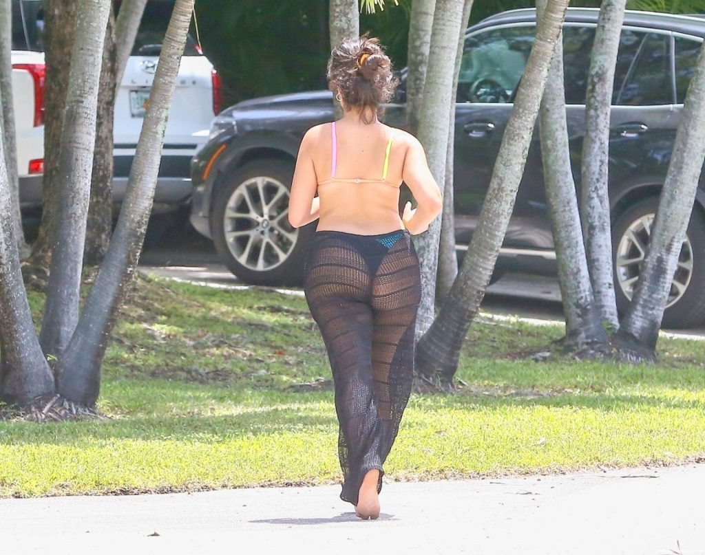 Camila Cabello Goes Barefoot and Shows Her Curves in Coral Gables (61 Photos) [Updated]