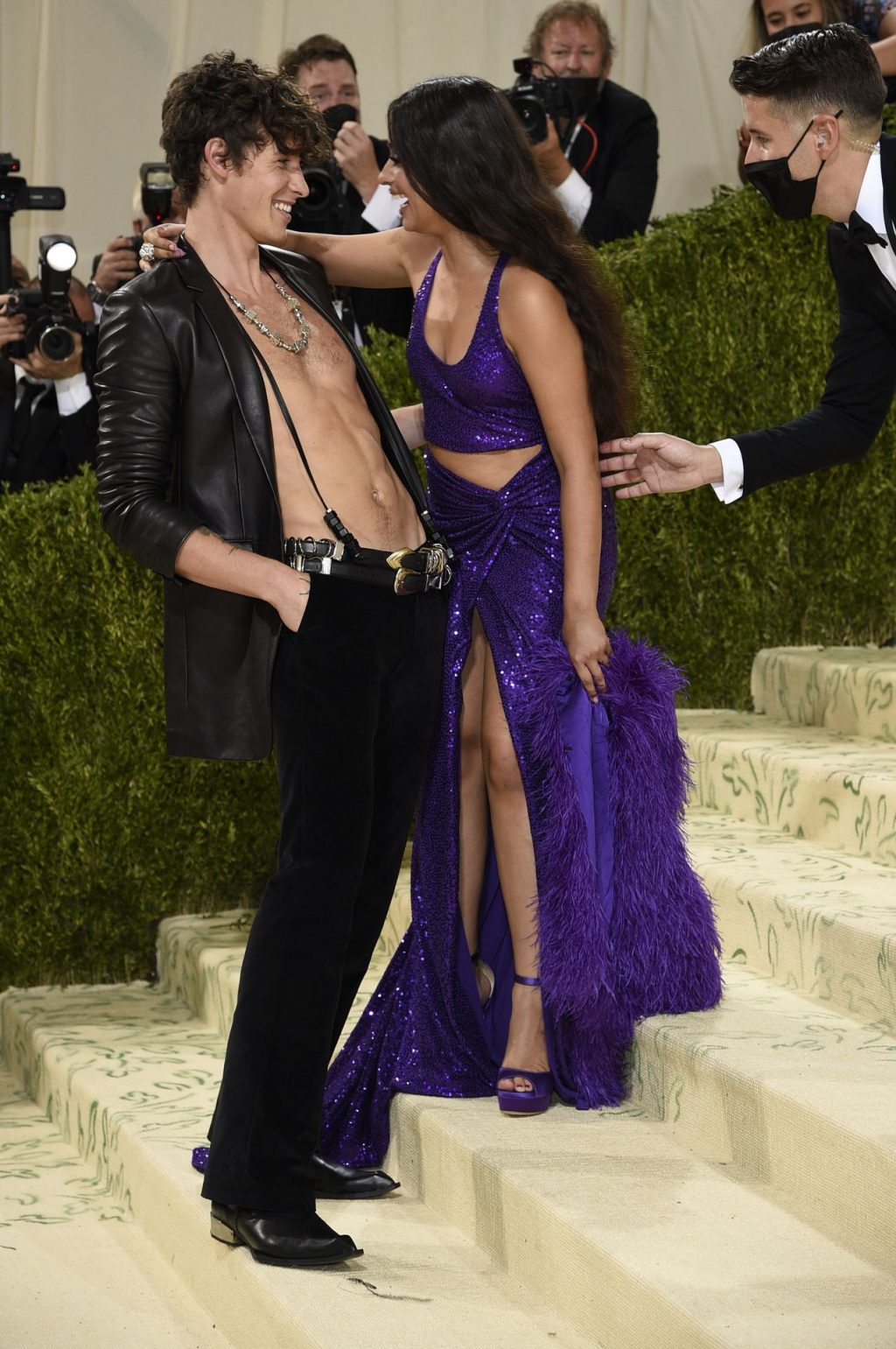 Shawn Mendes & Camila Cabello Arrive at the 2021 Met Gala in NYC (62 Photos)