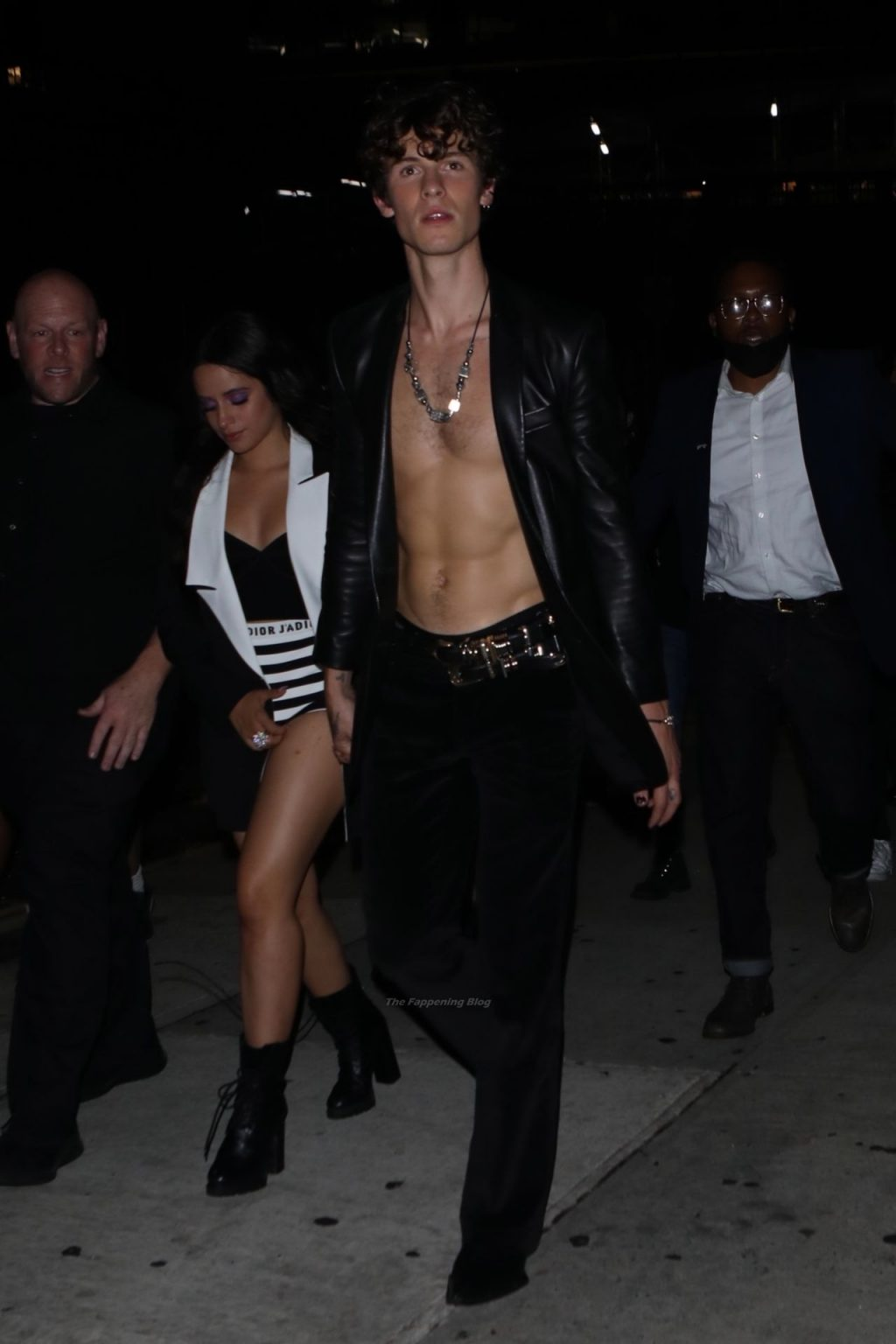 Camila Cabello & Shawn Mendes Step Out For the Night at a Met Gala After-Party (20 Photos)