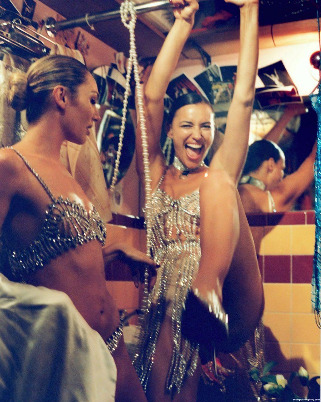 Candice Swanepoel & Irina Shayk Sexy – CR Fashion Book Issue 19 (19 Photos)
