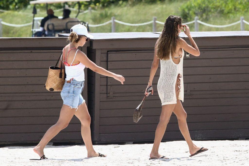 Chantel Jeffries Flaunts Her Beach Body in Miami (23 Photos)