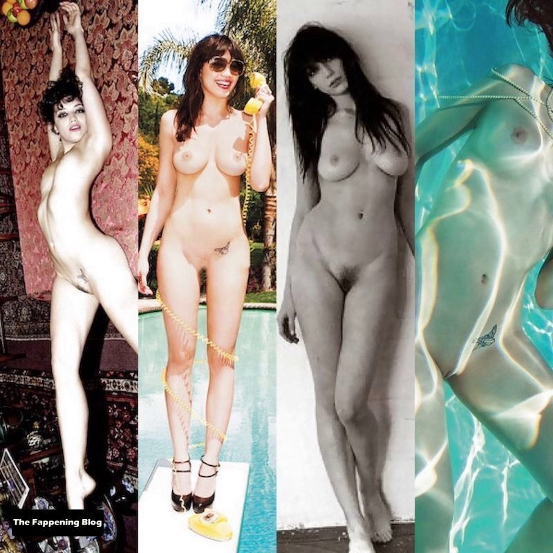 Daisy Lowe Nude & Sexy Collection (134 Photos)