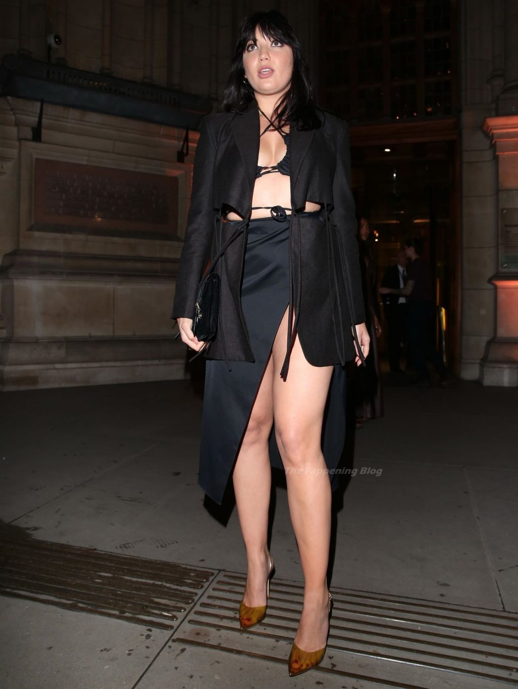 Daisy Lowe Flaunts Her Sexy Legs As She Attends Richard Malone x Mulberry Show in London (71 Photos)
