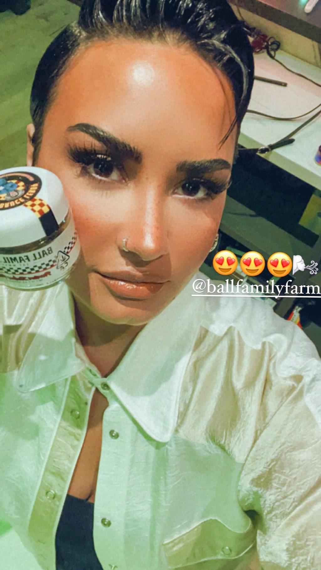 Demi Lovato (4 Sexy Photos)