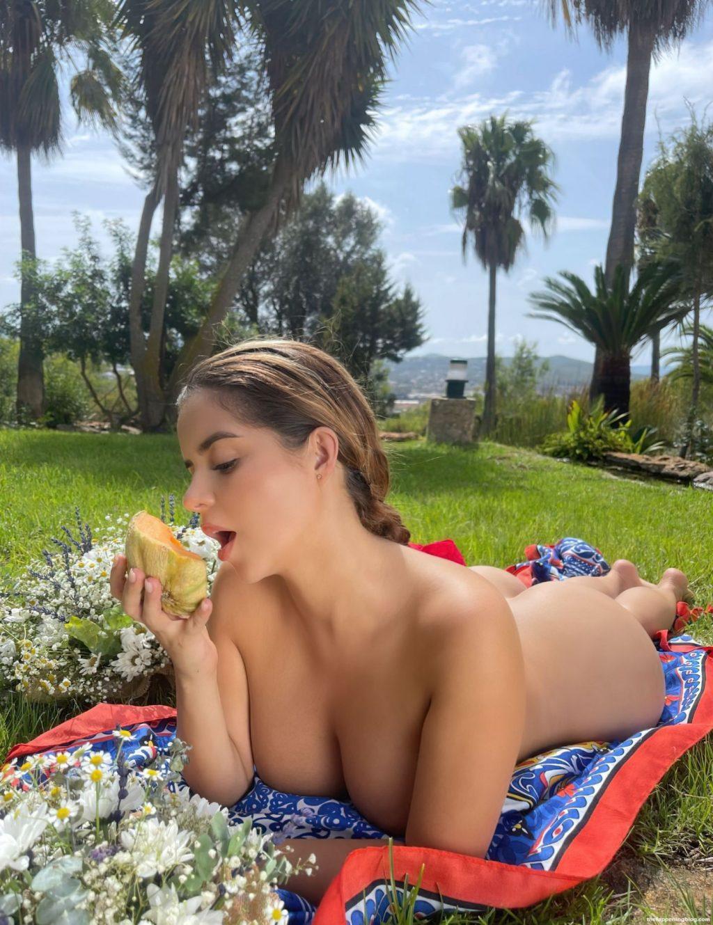 Demi Rose Nude (8 New Photos)