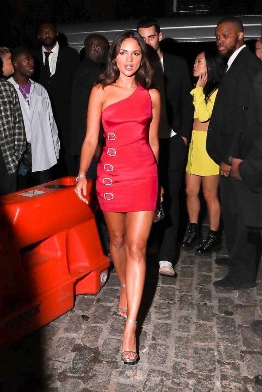 Eiza Gonzalez Flaunts Her Sexy Legs As She Attends Rihanna's Met Gala After-Party in New York (33 Photos)