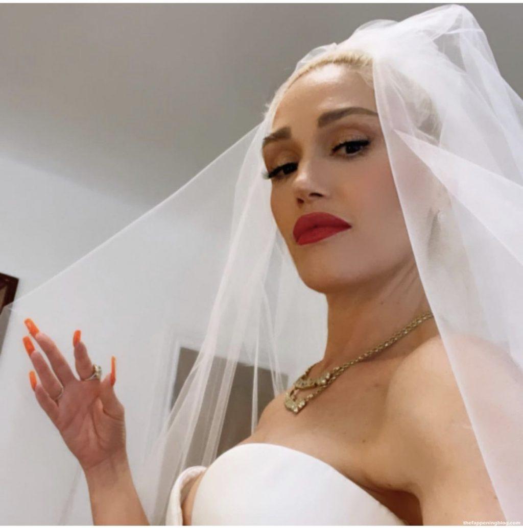 Gwen Stefani Nip Slip (1 Photo)