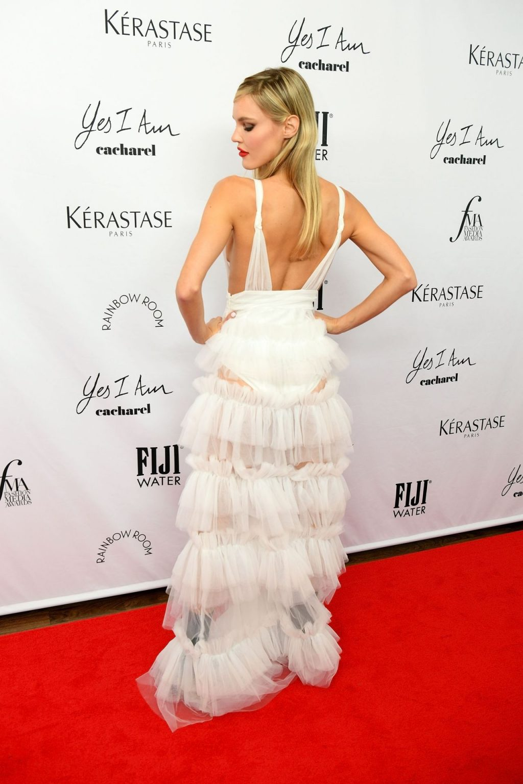 Joy Corrigan is Seen at Fashion Media Awards in New York (17 Photos)
