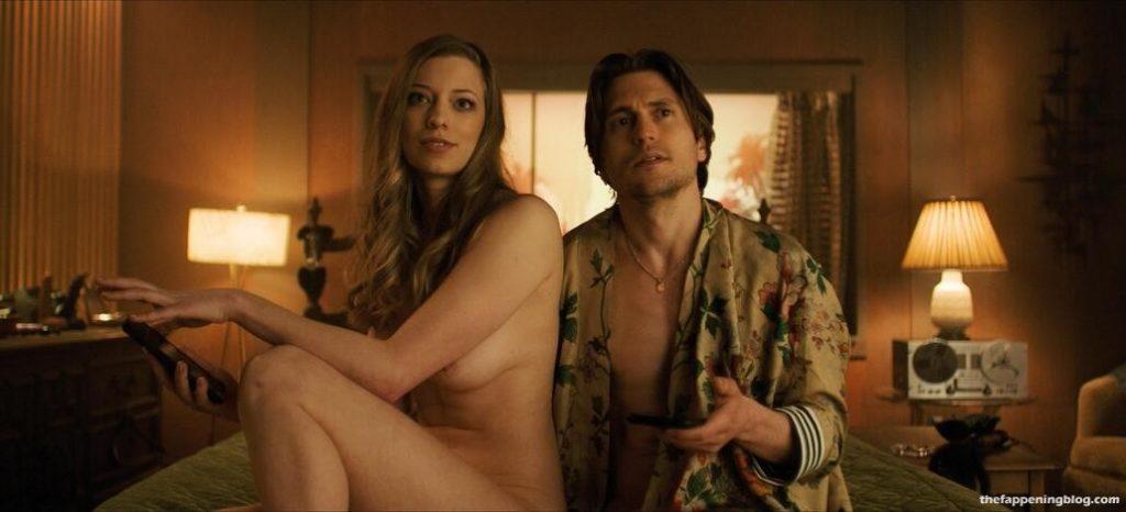 Katie Buitendyk Nude Compilation (9 Pics + Video)