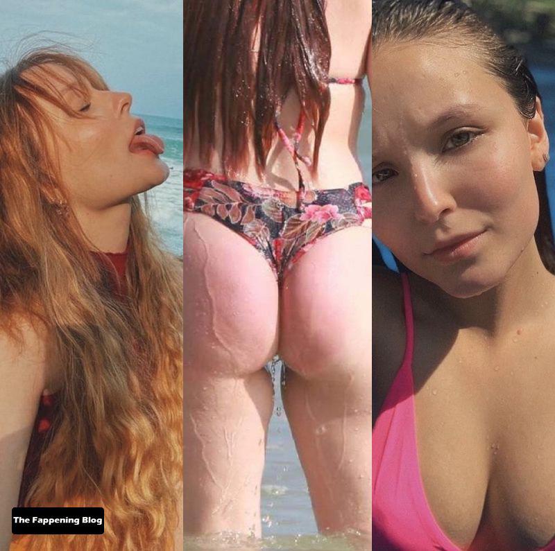 Larissa Manoela Sexy Collection (56 Photos)