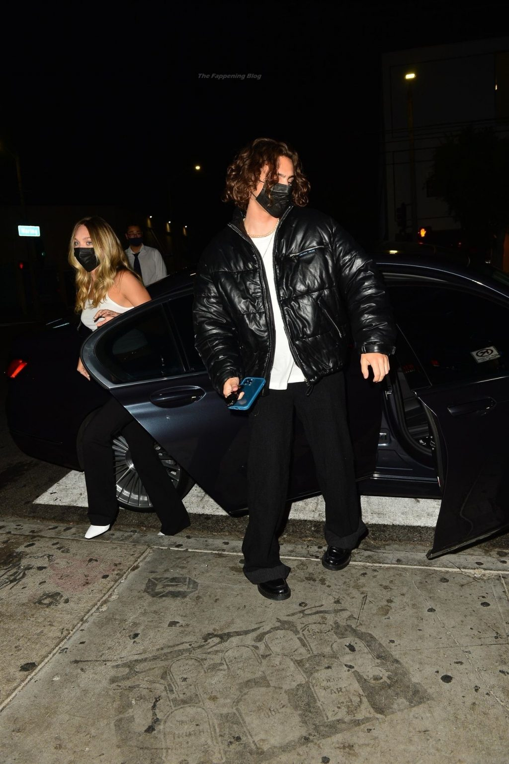 Braless Maddie Ziegler & Eddie Benjamin Are Seen Outside Poppy Nightclub in WeHo (26 Photos) [Updated]