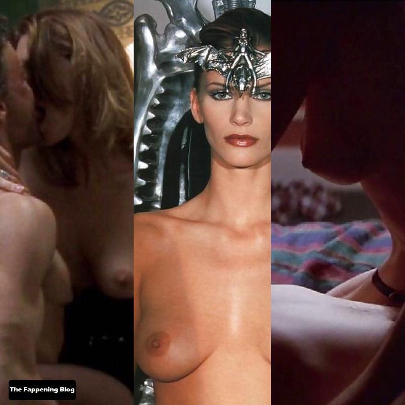 Natasha Henstridge NUDE & Sexy Collection – Part 1 (194 Photos + Videos) [Updated]