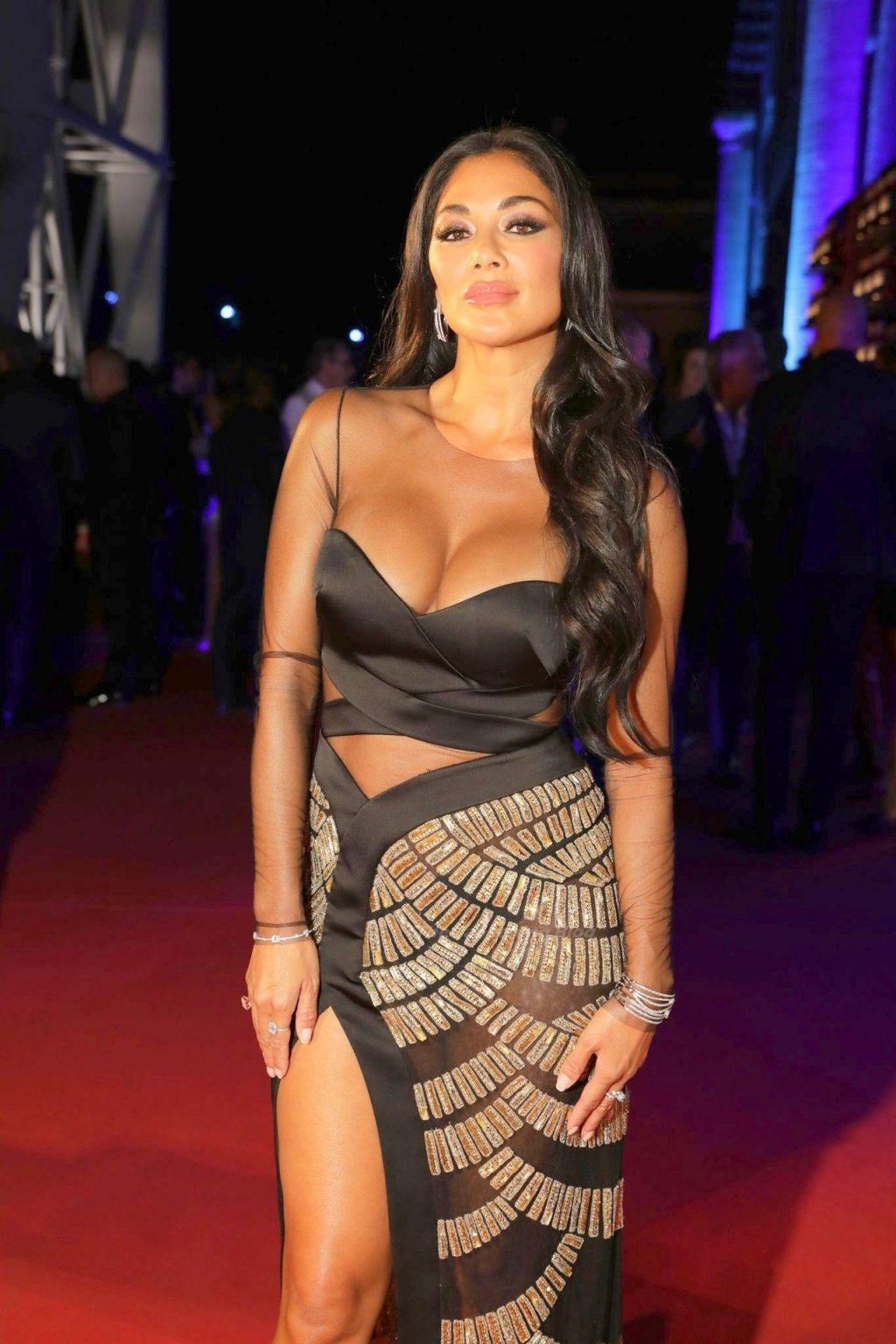 Nicole Scherzinger Puts on a Busty Display at the amfAR Gala (34 Photos)