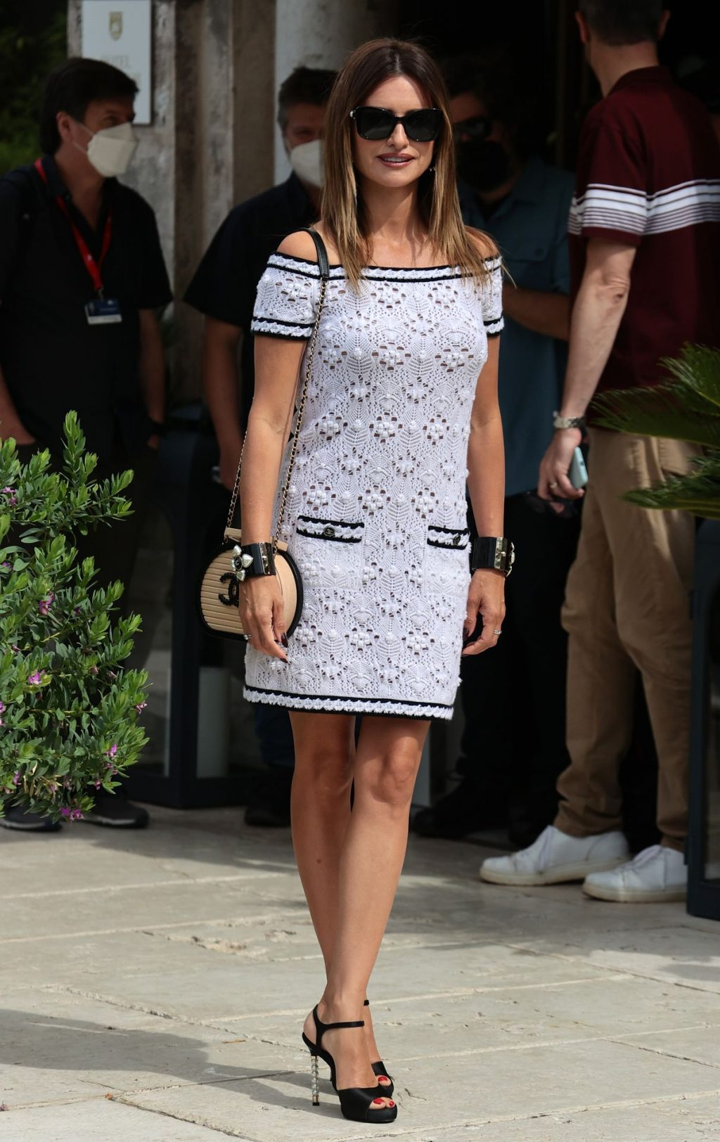 Penelope Cruz is Seen Arriving at the 78th Venice International Film Festival in Venice (137 Photos)