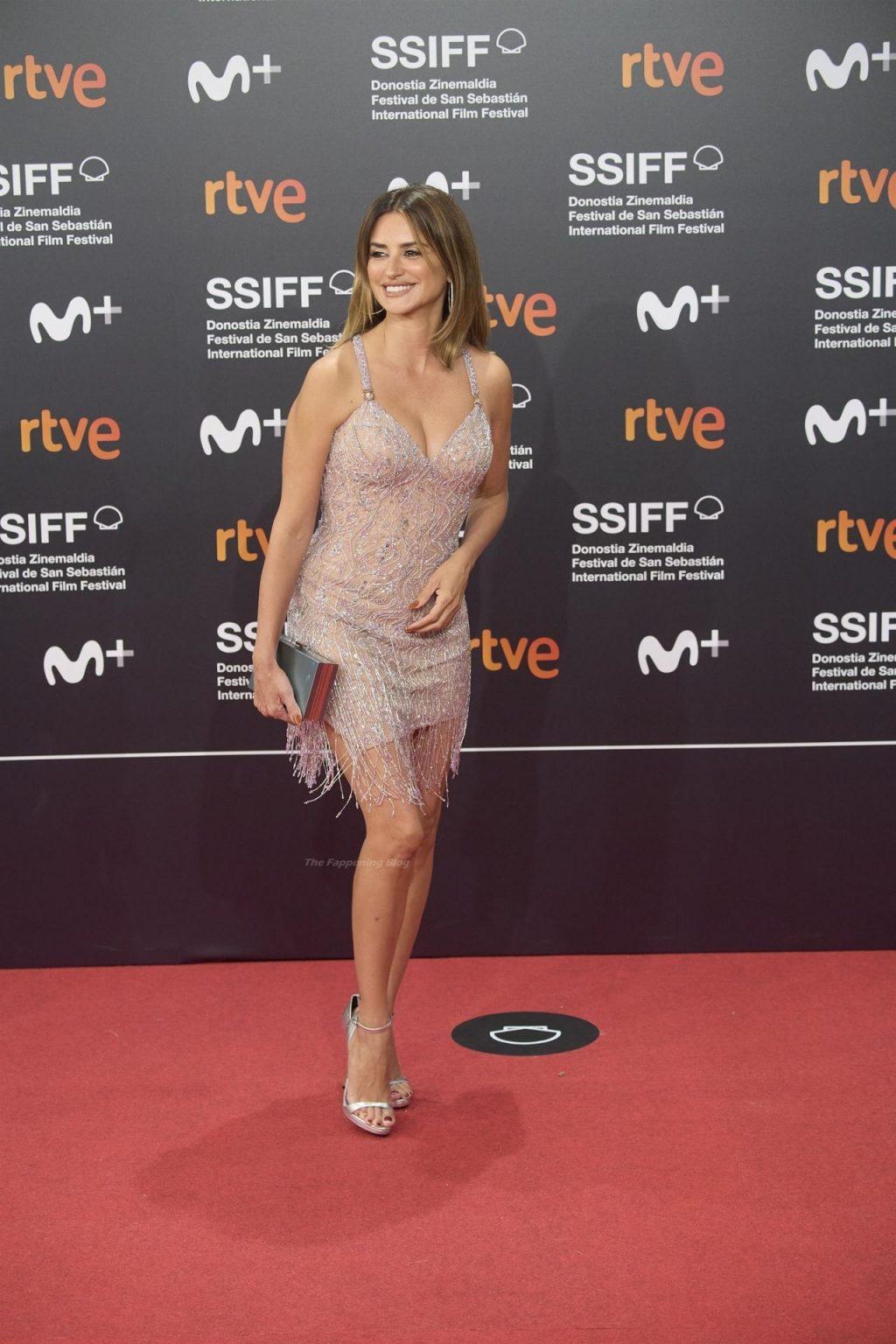 Penelope Cruz Looks Hot at the 69th San Sebastian Film Festival (64 Photos)