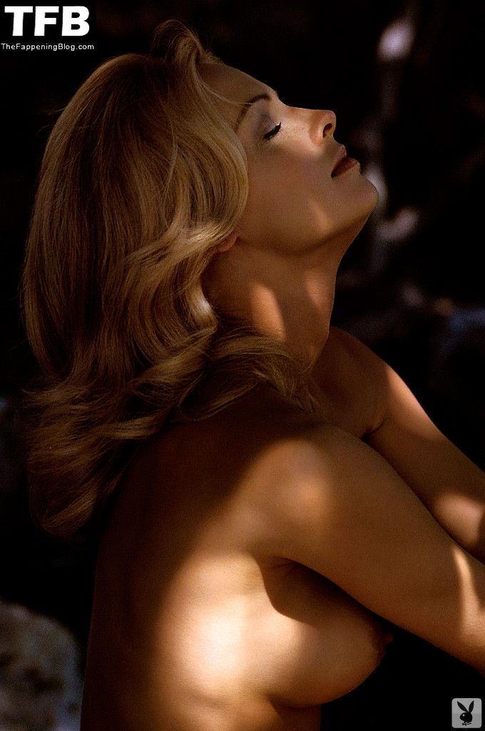 Angel Tompkins Nude Collection (13 Photos)