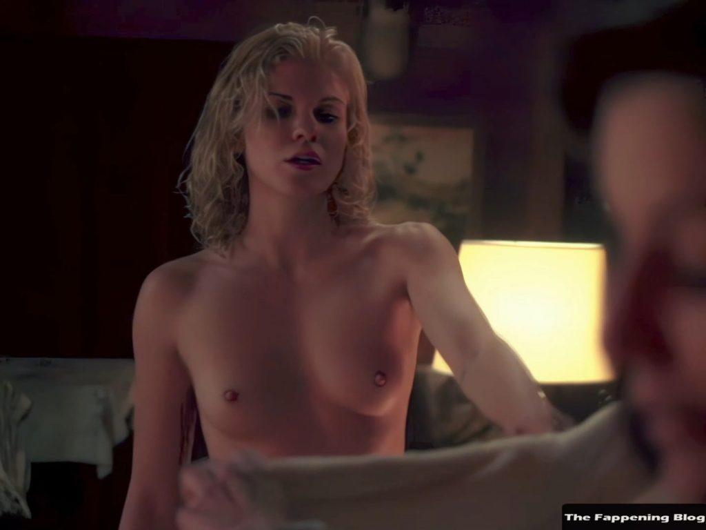 Angel McCord Nude – The Sacred (13 Pics + Videos)