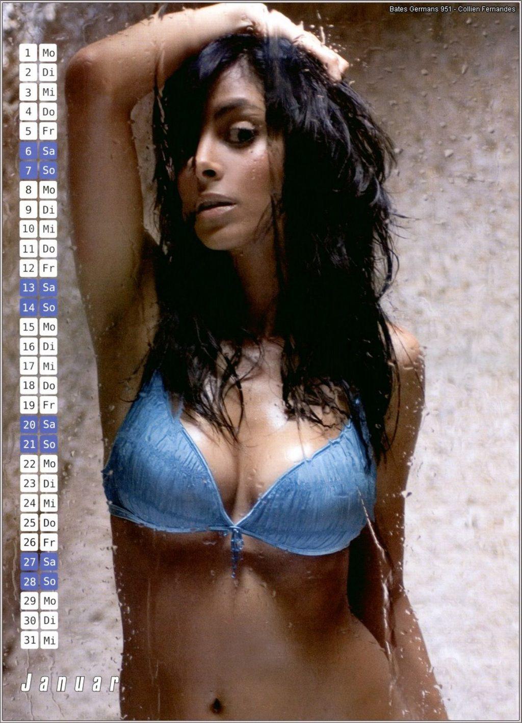 Collien Ulmen-Fernandes Sexy & Topless Collection – Part 1 (150 Photos + Videos)