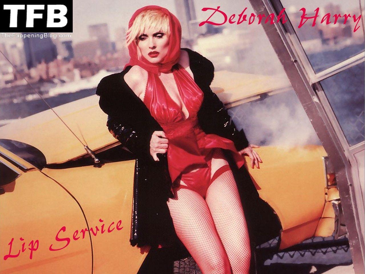 Deborah Harry Nude Sexy 3