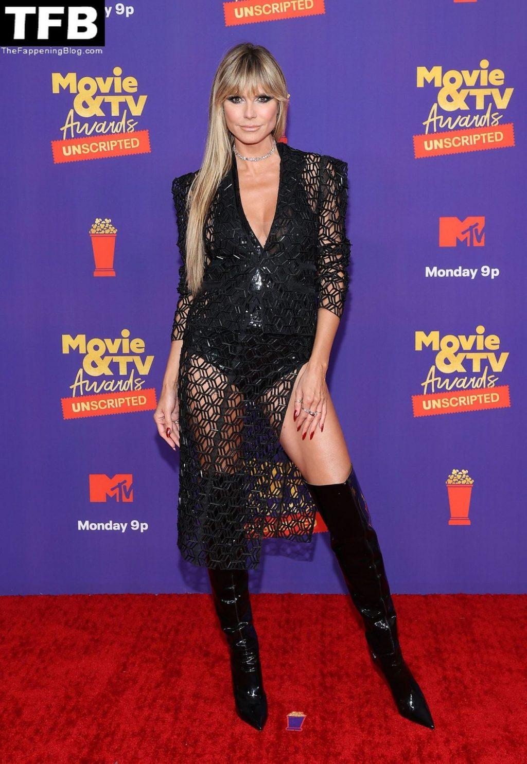 Heidi Klum Sexy (6 Hot Photos)