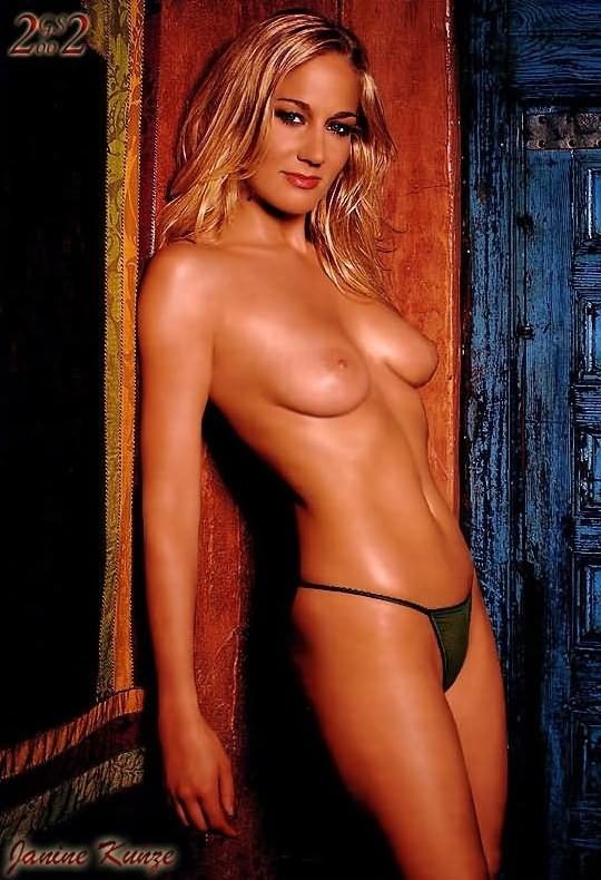 Janine Kunze Nude & Sexy Collection (68 Photos + Videos)