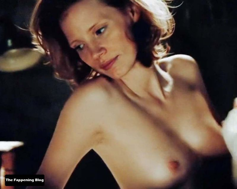 Jessica Chastain Nude & Sexy Collection (85 Photos + Videos)