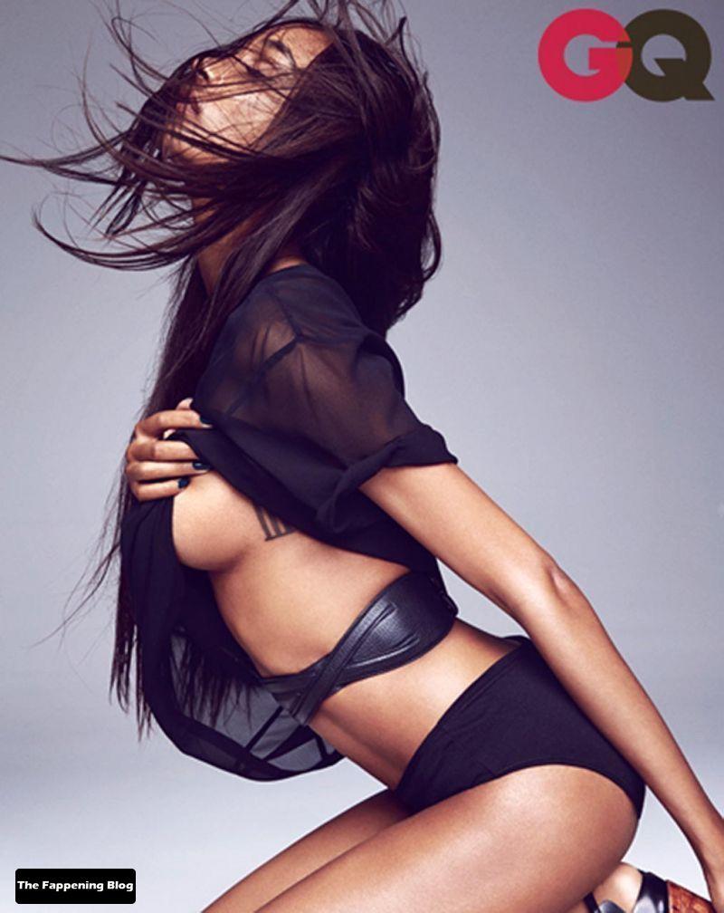 Jourdan Dunn Nude & Sexy Collection (47 Photos)