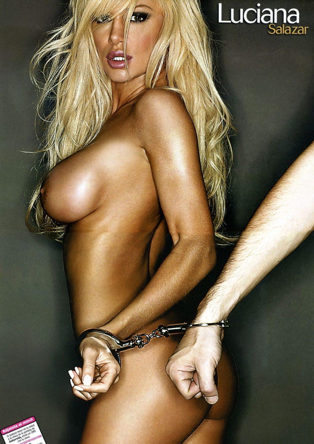 Luciana Salazar Nude & Sexy Collection (34 Photos)