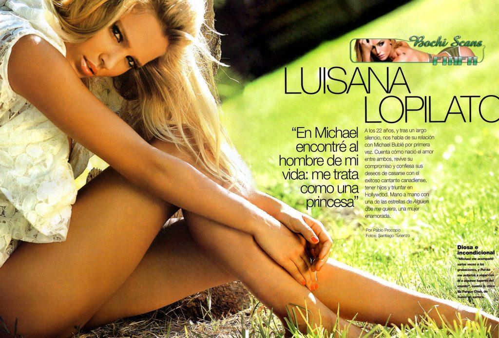 Luisana Lopilato Sexy Collection (64 Photos)