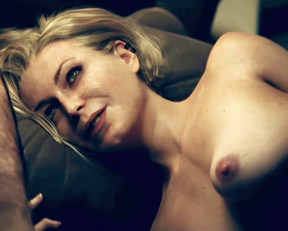 Madeleine Knight Nude – LOVE DEATH + ROBOTS (6 Pics + CGI Sex Video Scene)